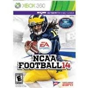 NCAA Football 14 - Xbox 360 Game