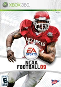 NCAA Football 09 - Xbox 360 Game