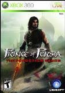 Prince Of Persia The Forgotten Sands - Xbox 360 Game