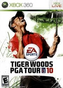 Tiger Woods 10 - Xbox 360 Game