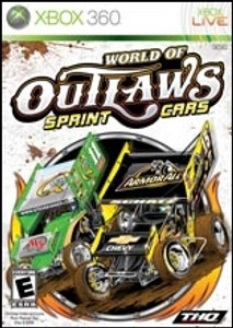 World of Outlaws Sprint Cars - Xbox 360 Game