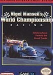 Nigel Mansell's World Championship - NES Game