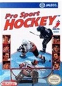Pro Sport Hockey - NES Game