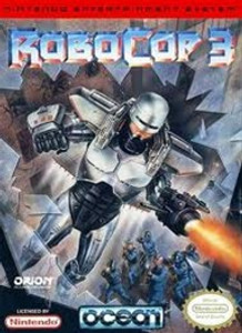 RoboCop 3 - NES Game