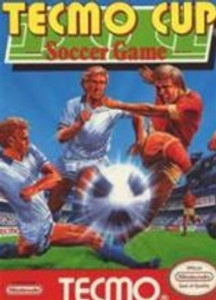 Tecmo Cup Soccer - NES Game