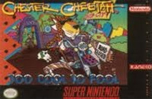 Chester Cheetah  Too Cool To Fool - SNES Game