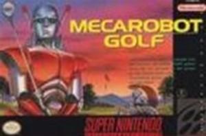 Mecarobot Golf - SNES Game