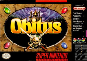 Obitus - SNES Game