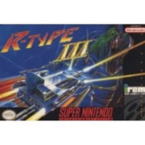 R-Type III - SNES Game