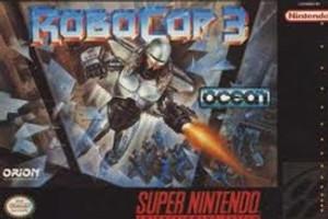 RoboCop 3 - SNES Game