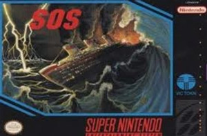 SOS - SNES Game