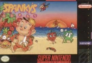 Spanky's Quest - SNES Game