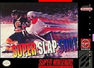 Super Slap Shot - SNES Game