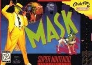 Mask, The - SNES Game