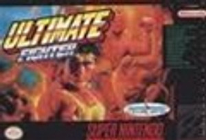 Ultimate Fighter - SNES Game