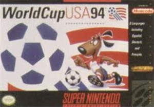 World Cup USA 94 Soccer - SNES Game