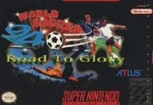 World Soccer '94  Road To Glory - SNES Game