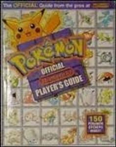 Player's Guide Pokemon - Official Nintendo
