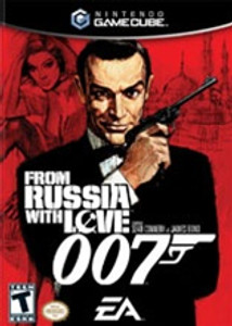 007 From Russia With Love - GameCube Game