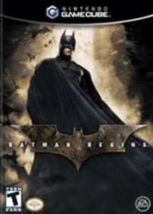 Batman Begins - GameCube Game