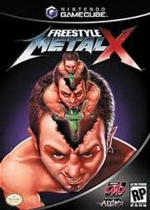 Freestyle Metal X - GameCube Game