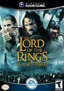 Lord of the Rings:Two Towers - GameCube Game