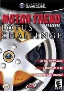 Lotus Challenge - GameCube Game