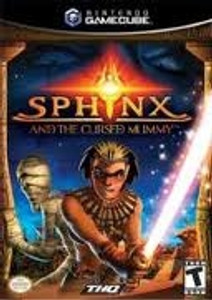 Sphinx - Gamecube Game