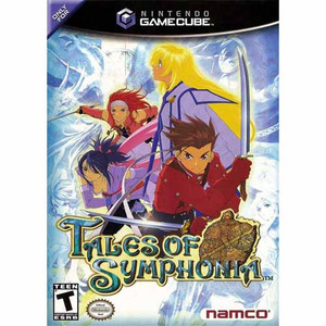 Tales of SymphoniaNintendo GameCube Game For Sale