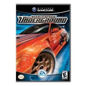 Need for Speed Underground - GameCube Game