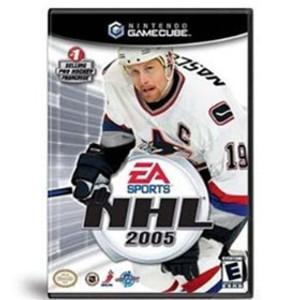 NHL 2005 Hockey - GameCube Game