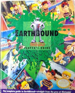 Earthbound SNES - Nintendo Player's Guide