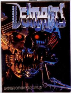Deathbots - NES Manual