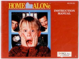 Home Alone - NES Manual