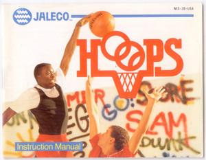 Hoops - NES Manual