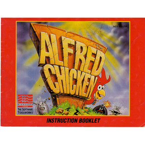 Alfred Chicken - NES Manual
