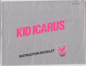 Kid Icarus - NES Manual