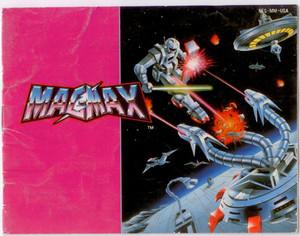 MagMax - NES Manual