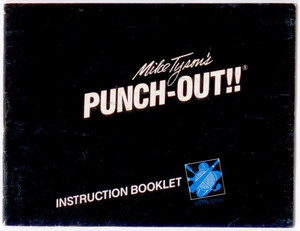 Mike Tyson's Punch-Out! - NES Manual