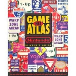 Nintendo Player's Guide: NES Game Atlas