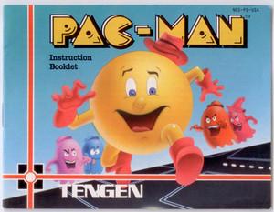 Pac-Man - NES Manual