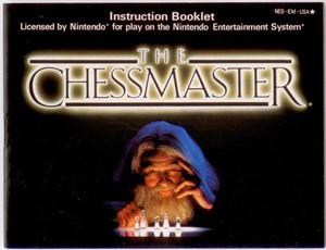Chessmaster, The - NES Manual