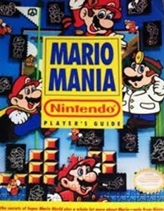 Nintendo Player's Guide: Mario Mania