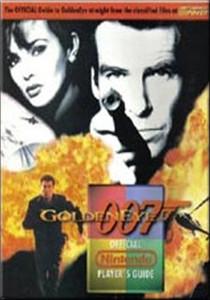 Player's Guide Golden Eye 007 N64  - Official Nintendo 64
