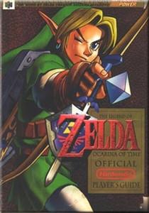Player's Guide Zelda Ocarina of Time N64  - Official Nintendo 64
