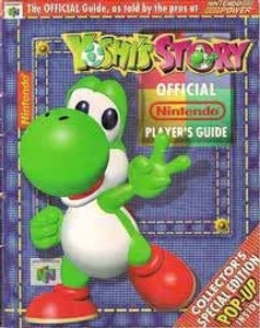 Player's Guide Yoshi's Story - Official Nintendo 64