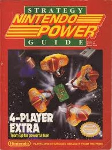 Strategy Guide 4-Player Extra - Nintendo Power