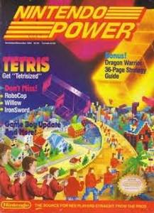Nintendo Power - Issue #9 November/December 1989
