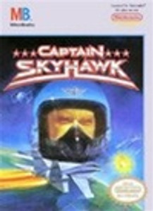 New Factory Sealed Captain Sky Hawk - NES Game