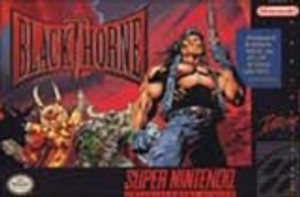 New Factory Sealed BlackThorne - SNES Game